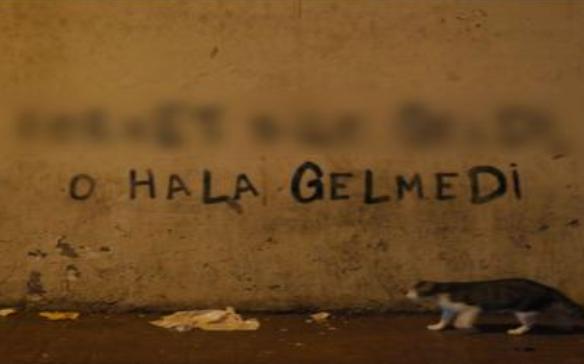 Çukur dizisinden Galatasaray'a gönderme