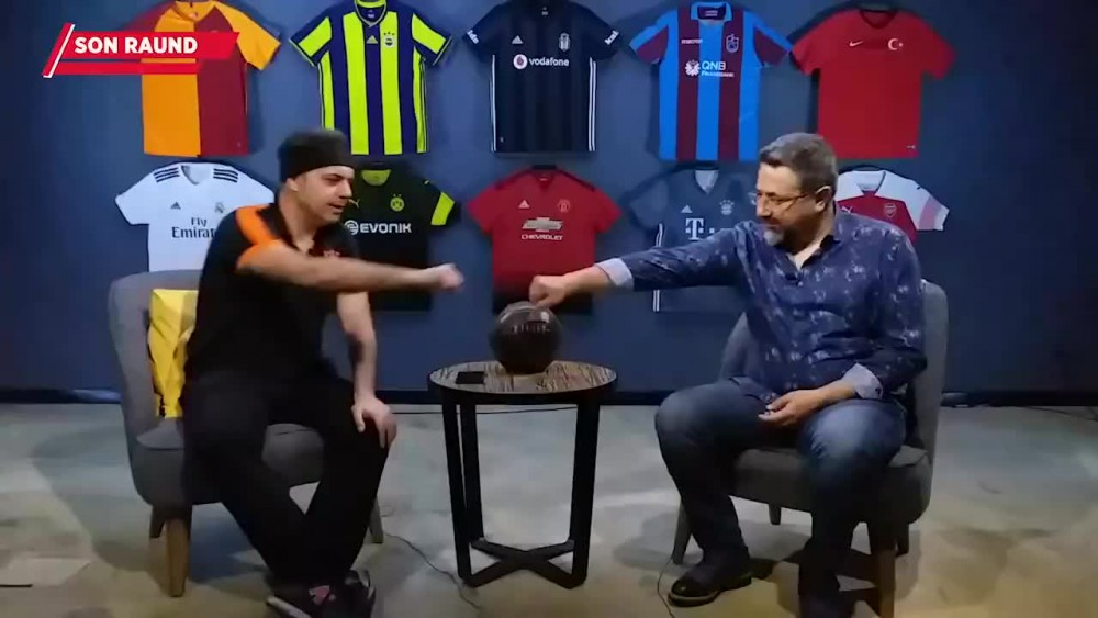 Fenerli yorumcudan Galatasaray itirafı.