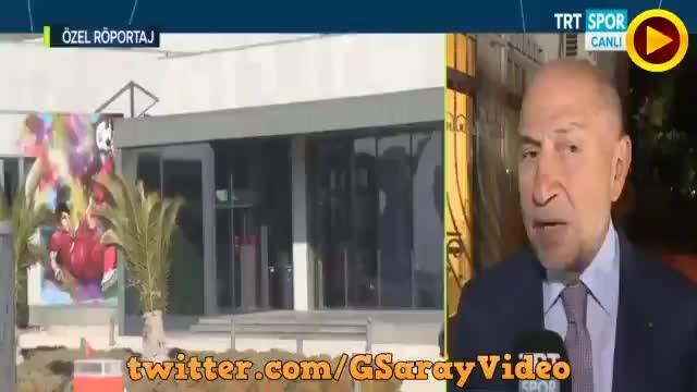 TFF başkan adayı Nihat Özdemir'den büyük gaf!