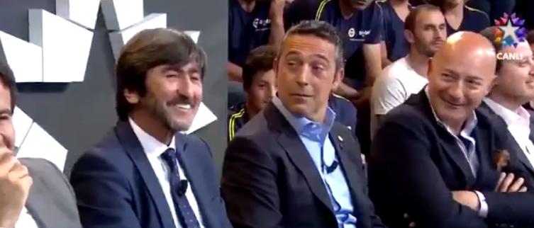 Fenerbahçe'nin programında skandal yaşandı