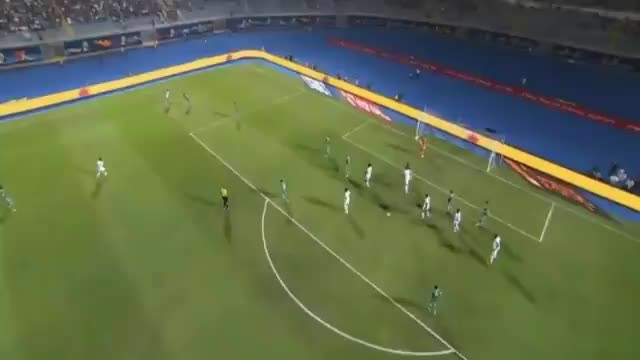 Diagne öyle bir gol kaçırdı ki...