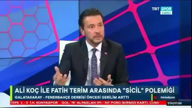 Ersin Düzen'den Fatih Terim açıklaması