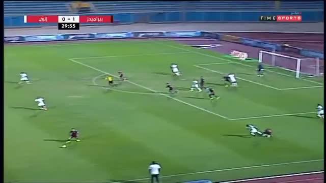 Mısır liginde Maverick öyle bir kurtarış yaptı ki!